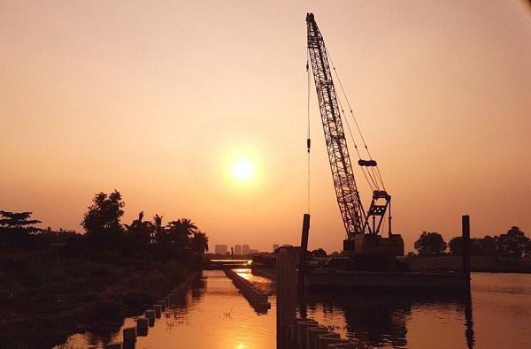 Bờ Tả Sông Sài Gòn