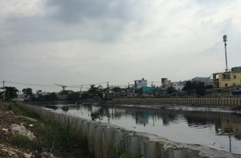 Package 2, Tau Hu - Ben Nghe Canals project
